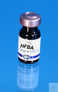 HFBA, 20x1 mL Acylation reagent HFBA pack of 20x 1 mL ADR/IATA exempted: De minimis