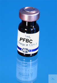 PFBC, 10x1 mL Acylation reagent PFBC pack of 10x 1 mL ADR/IATA exempted: De minimis
