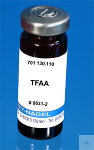 TFAA, 1x10 mL Agents d'acylation TFAA paquet 1x10 mL __UN 3316 Trousse chimique 9 II 0,010 L...