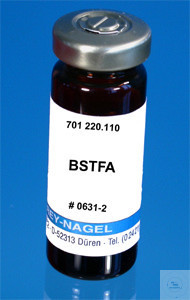 BSTFA, 1x10 mL Agents de silylation BSTFA paquet 1x10 mL __UN 3316 Trousse chimique 9 II 0,010 L...