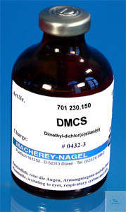 DMCS, 6x50 mL Agents de Silylation DMCS paquet 6x50 mL __UN 3316 Trousse chimique 9 II 0,300 L...