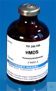 HMDS, 6x50 mL Agents de Silylation HMDS paquet 6x50 mL __UN 3316 Trousse chimique 9 II 0,300 L...
