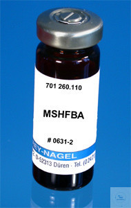 MSHFBA, 5x10 mL Agents de silylation MSHFBA paquet 5x10 mL __UN 3316 Trousse chimique 9 II 0,050...