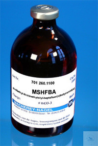 MSHFBA, 1x100 mL Silylation reagent MSHFBA pack of 1x100 mL __UN 3316 Chemical kit 9 II 0.100 L...