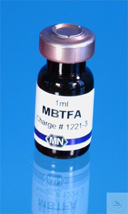 MBTFA, 20x1 mL Acylation reagent MBTFA pack of 20x 1 mL ADR/IATA exempted: De minimis