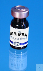 MBHFBA, 10x1 mL Acylation reagent MBHFBA pack of 10 x 1 mL ADR/IATA exempted: De minimis