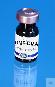 DMF-DMA, 20x1 mL Methylation reagent DMF-DMA pack of 20x 1 mL ADR/IATA exempted: De minimis