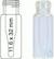 Vial N9-0.2, GW, k, 11,6x32, integ.Ins. Gewindeflasche N 9 Außendurchmesser:...