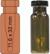 Vial N11-0.2, RR, b, 11,6x32, integ.Ins. Rollrandflasche N 11 Außendurchmesser: 11,6 mm,...