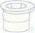 PE Stopfen N12-2, FL, tr N 12 PE Stopfen für 2 mL Flachbodengläser transparent Packung à 100 St.