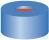 SR N11-L, bl, RR or/FEP, 45°, 1,0 N 11 PE Schnappringkappe, blau, Loch Red Rubber/FEP farblos...