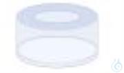 PE Cap N11-nH, tr N 11 PE Cap, transparent, closed top with thin piercing...