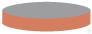 Septa N22 But r/PTFE gr, 50°, 2.4 N 22 septa Butyl red/PTFE gray Hardness:...