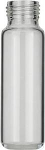 Vial N18-20, GW, k, 22,5x75,5, gerundet 20 mL Headspace Gewindeflasche N 18 Außendurchmesser:...