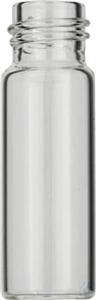 Vial N13-4, GW, k, 14,75x45, flach 4 mL Gewindeflasche N 13 Außendurchmesser: 14,75 mm,...