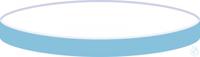 Septa N17 Sil bltr/PTFE w, 45°, 1.5 N 17 septa Silicone blue transparent/PTFE...