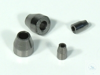 "4Articles like: Graphite ferrules, 1/16"", 0.5 mm Ferrules, Graphite 1/16"" bore 0.5 mm, pack..."
