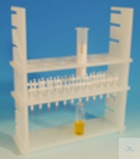 Chromab. XTR collection rack 24 pos. CHROMABOND rack with 24 positions for...