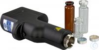 Crimper f. 20mm Alu. Caps, electronic Electronic crimper for 20 mm Aluminium...