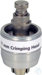 CRH N11 (f. electr. cr. tool 735700) Crimping head for 11 mm Crimp Caps (for...