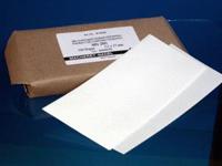 Chromatographie-Papier MN 260, 7,5x17 cm Chromatographie-Papier MN 260 Format: 7,5x17 cm, Packung...