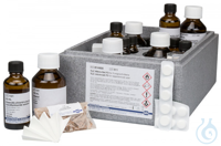 TLC Mikro-Set F 3 TLC Mikro-Set F 3 __UN 3316 Chemie-Testsatz 9 II 0,496 L ADR/GGVSEB M11 (E) ADR...