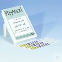 PEHANON pH 2,8 - 4,6 PEHANON pH 2,8 - 4,6 box of 200 strips 11 x 100 mm