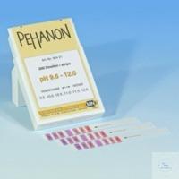 PEHANON pH 9,5 - 12,0 PEHANON pH 9,5 - 12,0 Dose à 200 Streifen 11 x 100 mm Mindestbestellmenge:...
