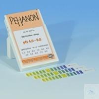 PEHANON pH 4,0 - 9,0 box of 200 strips 11 x 100 mm minimum order quantity: 2 packs