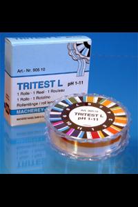 TRITEST L pH 1 - 11, Rolle