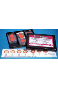 SALTESMO (30 test discs) SALTESMO determination of halogenide ions incl....