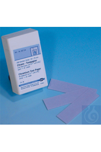 Chromium test paper Chromium test paper test strips 20 x 70 mm sufficient for...