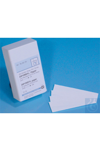 Dipyridyl paper Dipyridyl paper test strips 20 x 70 mm sufficient for 200...
