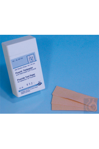 Fluoride test paper Fluoride test paper test strips 20 x 70 mm sufficient for...