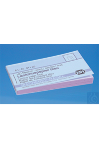 Litmus paper blue (booklet) Litmus paper blue booklet of 100 strips 10 x 75...