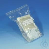 AQUADUR 4-21 / 5000 pcs AQUADUR test sticks gradation: 4 >7 >14 >21 °dH bag...