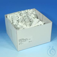 AQUADUR 4-21, single sealed, 1000 pcs AQUADUR test sticks gradation: 4 >7 >14...