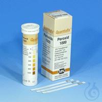 QUANTOFIX Peroxide 1000 QUANTOFIX Peroxide 1000 test strips 6 x 95 mm...