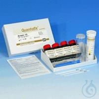 QUANTOFIX Arsenic 10 QUANTOFIX Arsenic 10 test strips 6 x 95 mm measuring...