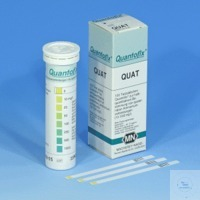QUANTOFIX QUAT QUANTOFIX QUAT test strips 6 x 95 mm measuring range:...