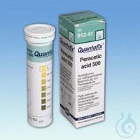 QUANTOFIX Peracetic acid 500 QUANTOFIX Peracetic acid 500 test strips 6 x 95...