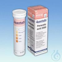 QUANTOFIX Peracetic acid 2000 QUANTOFIX Peracetic acid 2000 test strips 6 x...