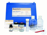 QUANTOFIX Arsenic Sensitive QUANTOFIX Arsenic Sensitive test strips 6 x 95 mm...