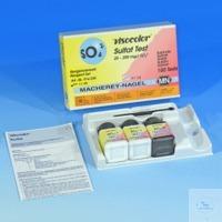 VISO ECO Sulfate, refill pack VISOCOLOR ECO Sulfate colorimetric test kit -...
