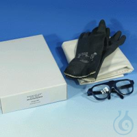 NANO safety kit NANOCOLOR Safety kit consist of safety glasses, gloves and...