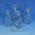 NANO Bout. de Winkler pour DBO5, 4p NANOCOLOR bouteille a oxygene selon...