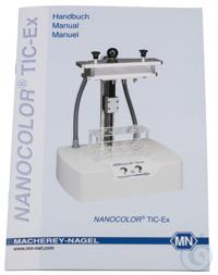 Manual NANOCOLOR TIC-EX Manual for NANOCOLOR TIC-EX