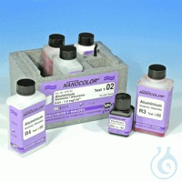 NANO Aluminium NANOCOLOR Aluminium standard test measuring range: 0.01-1.00...