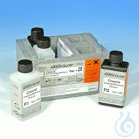 NANO Chloride NANOCOLOR Chloride standard test measuring range: 0.2-125 mg/L...