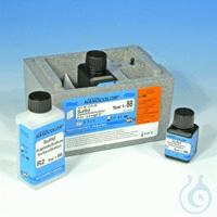 NANO Sulfide NANOCOLOR Sulfide standard test measuring range: 0.01-3.0 mg/L...